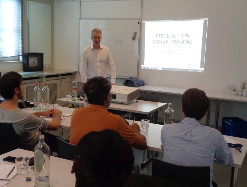 FX seminar Paul Langham